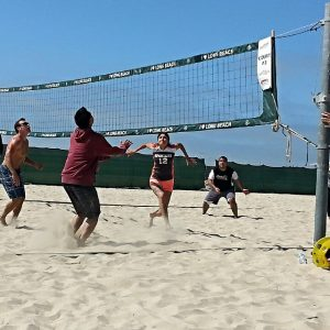 Spring Season Beach Volleyball Championship Match  AAVP vs thehellip