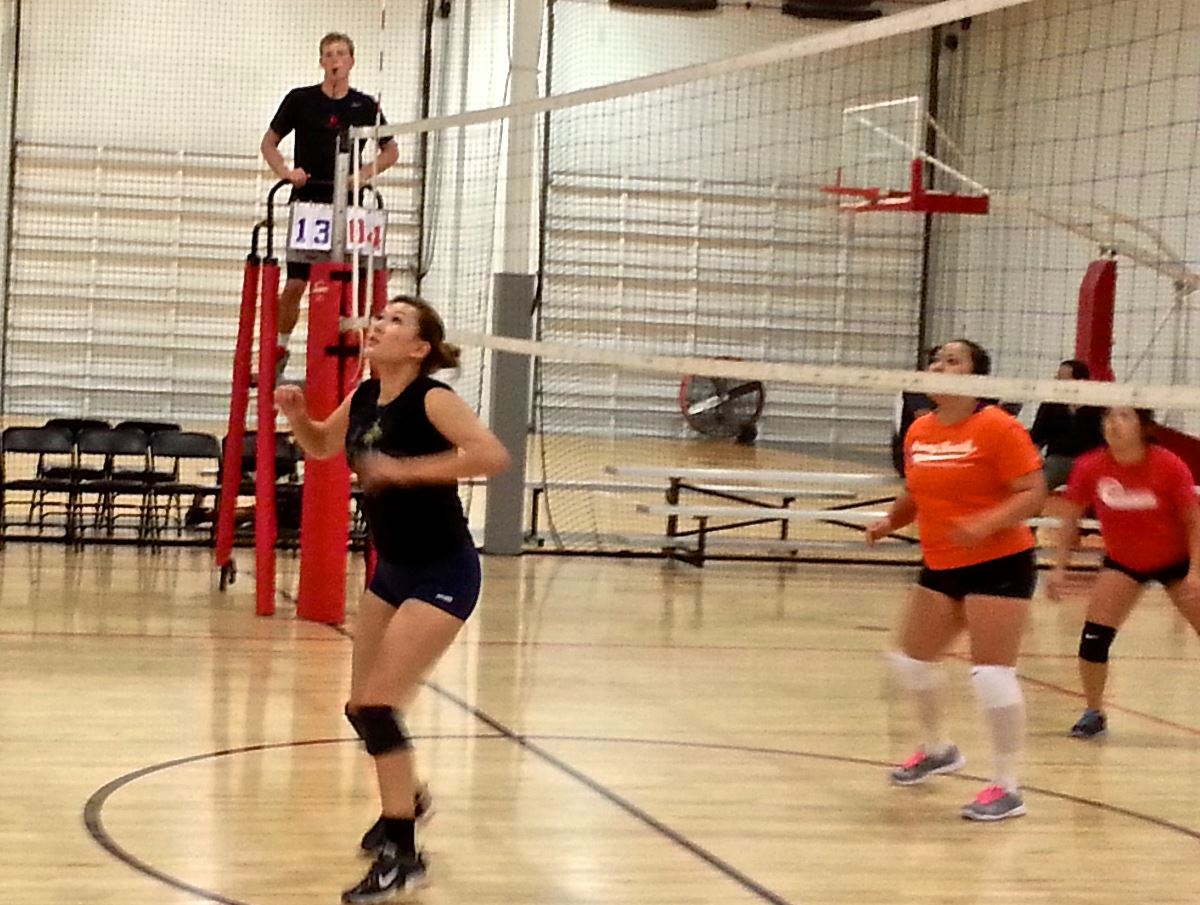 indoor volleyball league volitude sports